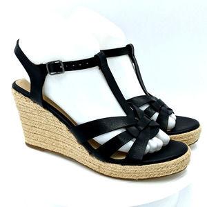 Rock & Candy ZiGi Fola Leather Espadrille Sandal